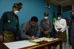 Sinergi amankan Perairan Natuna, Bakamla kerjasama dengan Pemkab Natuna